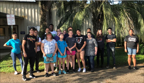 Panther Youth Partners serve Ridge Area Arc