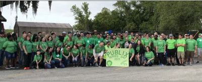 Publix serves Ridge Area Arc in community outreach