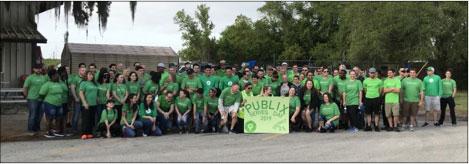 Publix serves Ridge Area Arc in community outreach